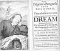The Pilgrim's Progress frontispiece and title page third edition 1679.jpg