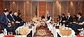 The Prime Minister, Shri Narendra Modi meeting the Prime Minister of Bangladesh, Ms. Sheikh Hasina, on the sidelines of the 4th BIMSTEC Summit, in Kathmandu, Nepal on August 30, 2018 (2).JPG