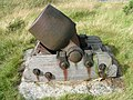 The Proving Mortar, Powdermills - geograph.org.uk - 224172.jpg
