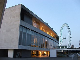 Allies and Morrison - Royal Festival Hall post refurbishment
