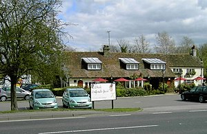 Chalton, Bedfordshire - Image: The Star at Chalton geograph.org.uk 395818