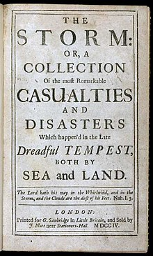 The Storm by Daniel Defoe cover page.jpg