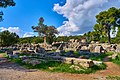 The Temple of Zeus (Ancient Olympia) on October 14, 2020.jpg