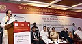 The Vice President, Shri M. Venkaiah Naidu addressing the gathering an event to celebrate 160 Years of Cochin Chamber of Commerce and Industry, in Kochi, Kerala.jpg