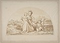 The Virgin and Child with the Infant John the Baptist and a Lamb in a Landscape MET DP810619.jpg