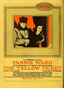 The Yellow Ticket (1918)