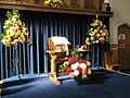 The altar within Havant United Reformed Church - geograph.org.uk - 983848.jpg