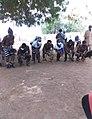 The cultural troop from northern Ghana, Funsi.jpg