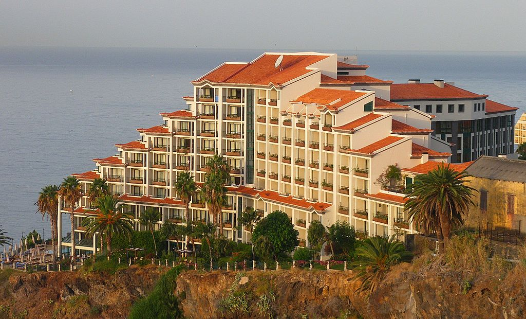 Cliff Bay Hotel Madeira Rooms