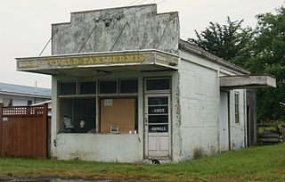 Halcombe human settlement in New Zealand