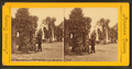 The old pump, Laurel Hill cemetery, Philadelphia, Pa, from Robert N. Dennis collection of stereoscopic views.png