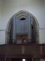 The organ in Lockington Parish Church, Leicestershire 01.JPG