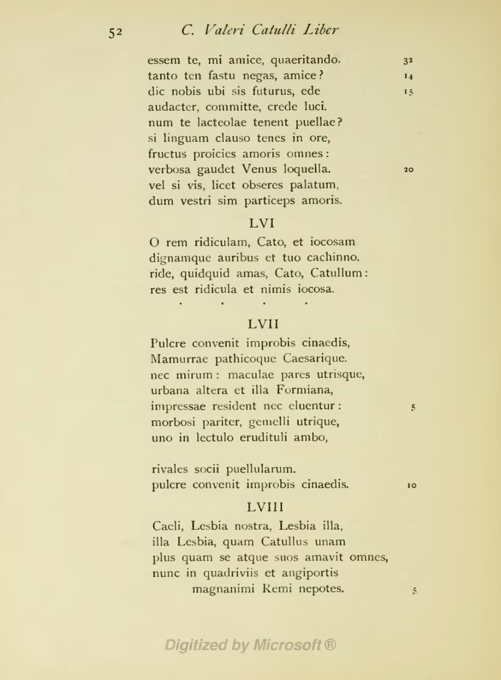 Catullus 68