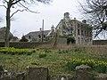 The ruins of Great Frampton - geograph.org.uk - 700642.jpg