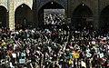 The symbolic entrance ceremony of Fatimah bint Musa to Qom - 23 Rabi' al-awwal 1434 AH 19.jpg