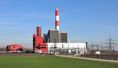 Picture of Kraftwerk Theiß