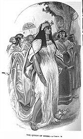 Nigist (Queen) Makeda of Sheba.
