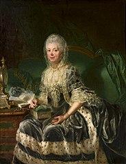 Portrait of Anna von Wartensleben