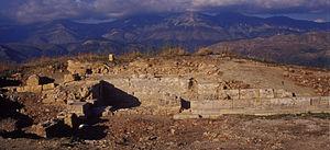 Phoenice - The thesauros (treasury) of ancient Phoenice