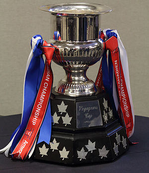 Canadian Championship - The champions are awarded the Voyageurs Cup