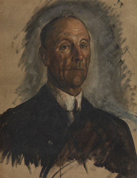 John Jellicoe, 1st Earl Jellicoe, 1918, by Glyn Philpot This is a study for IWM ART 1322. Art.IWMART5729.jpg