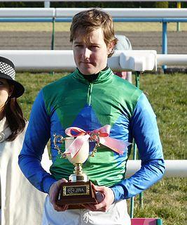 Tom Queally Irish jockey