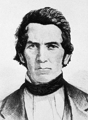Thomas Davenport (inventor) - Thomas Davenport c. 1850
