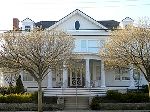 National Register of Historic Places listings in Cape May County, New Jersey - Image: Thompson Baker House