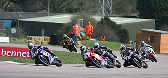 British Superbike Championship - 2006 BSB Race at Thruxton Circuit