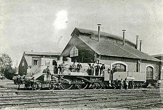 4-4-6 locomotive wheel arrangement