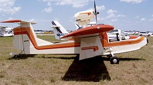 Thurston Teal - 1971-built TSC-1 Teal at Lakeland, Florida in April 2009
