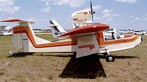 Thurston Teal - 1971-built TSC-1 Teal at Lakeland, Florida in April 2009