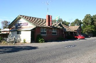 Warrion, Victoria - Image: Ti Tree Hotel