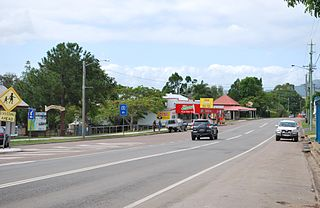 Tiaro, Queensland Town in Queensland, Australia