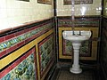 Tiles within Jackfield Tile Museum (12) - geograph.org.uk - 1457543.jpg