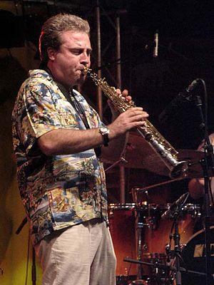 Tim Garland - Tim Garland at Moers Festival 2004, Germany
