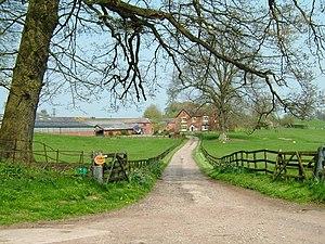 Adderley - Tittenley Farm