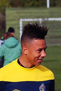 Tobias Sana Swedish footballer