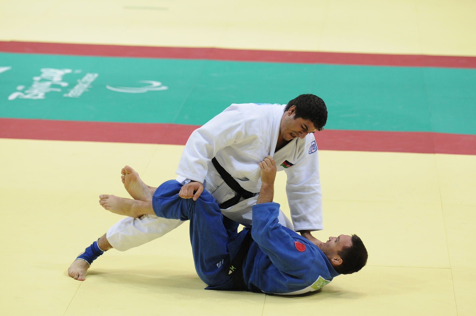 Judo at the 2008 Summer Paralympics - Men's 90 kg - Wikipedia