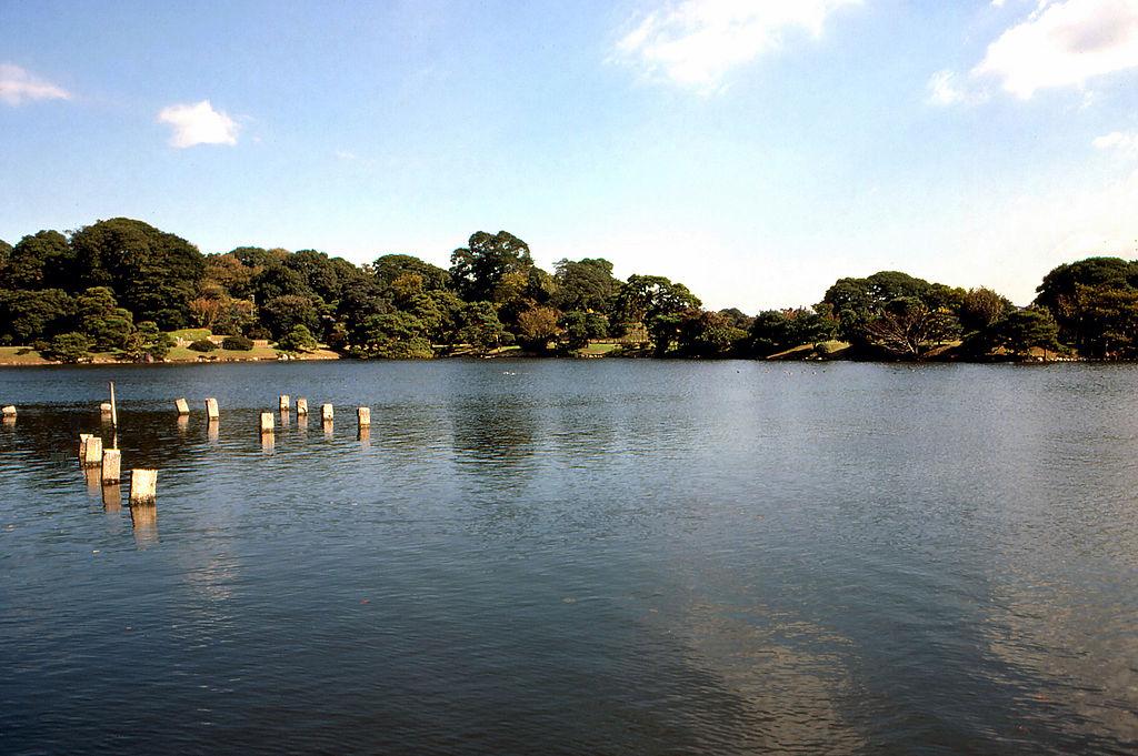 Tokyo Hama Rikyu Garden