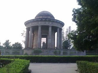Ghazipur - The Tomb of Lord Cornwallis, Governor-General of British India