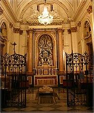 Capilla de Santo Tomás de Villanueva