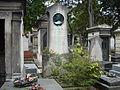 Tombe de Carlotta PATTI et Ernest de MUNCK, cimetière Montmartre.JPG
