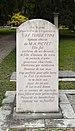 Tombe de Susanne Jeanne Françoise Turrettini, cimetière des Rois, Genève.jpg