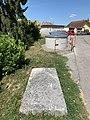 Tombe de l'ancien pharmacien Émile-Maurice Gaillard à Belley (Ain, France).jpg