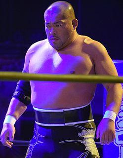Tomohiro Ishii Japanese professional wrestler