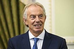 Tony Blair in Ukraine - 2018 (MUS7623)