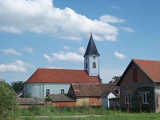 Tordinci Municipality in Vukovar-Syrmia, Croatia