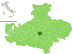 Torella within the Province of Avellino