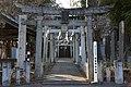 Torii of Raiden-jinja (Sakaiikuyo, Isesaki).jpg
